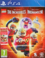 Lego Incredibles (PS4)