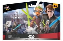 Disney Infinity 3.0 - Play Set: Twilight Of The Republic (PS3/PS4/X360/XONE/Wii U)