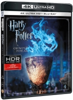 Harry Potter and the Goblet of Fire UHD+BD (BD)