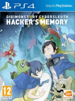 Digimon Story: Cybersleuth - Hacker's Memory (PS4)