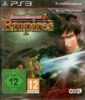 Dynasty Warriors 7: Empires (PS3) použité