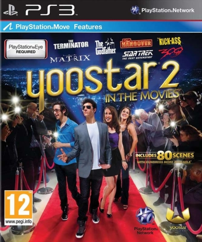 Yoostar 2: In the Movies (PS3) použité