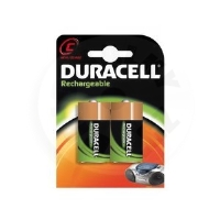 Duracell Rechargeable 2x HR14 - C