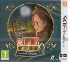 Layton's Mystery Journey (3DS)