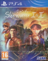 Shenmue 1 + 2 (PS4)