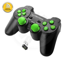 Esperanza Corsair Gamepad EGG108G (PC/PS3)