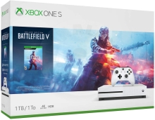 Microsoft Xbox One S 1 TB Battlefield V Bundle