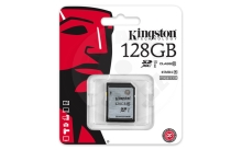 Kingston SDXC 128GB UHS-I Class 10 Memory Card