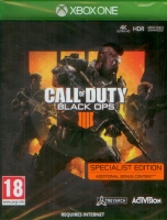 Call of Duty: Black Ops 4 Specialist Edition (XONE)