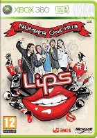 Lips: Number One Hits (X360) použité