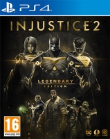 Injustice 2 Legendary Edition Day One Edition (PS4)
