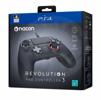 Nacon Revolution Pro Controller 3 - čierna (PS4/PC)