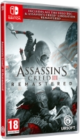 Assassins Creed 3 Remastered (Switch)