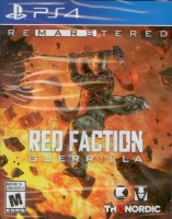 Red Faction: Guerrilla Re-Mars-tered (PS4)