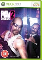 Kane&Lynch 2: Dog Days (X360) použité