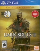 Dark Souls III: The Fire Fades Edition GOTY (PS4)