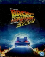 Back to the Future - The Ultimate Trilogy (BD)