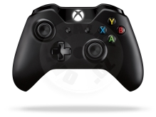 Microsoft Xbox One Wireless Controller Black (XONE)