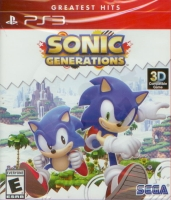 Sonic Generations (PS3)