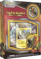 Pokémon Sun and Moon 3 - Pin Collection - Tapu Koko