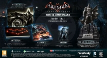 Batman: Arkham Knight - Memorial Edition (XONE)