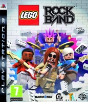 Lego Rock Band (PS3) použité
