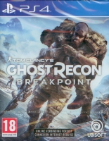 Tom Clancy's Ghost Recon: Breakpoint (PS4) použité