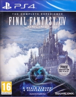 Final Fantasy XIV: Heavensward & A Realm Reborn (PS4)