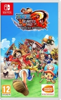 One Piece Unlimited World Red Deluxe Edition (Switch)