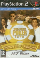 World Series of Poker: Tournament of Champions - 2007 Edition (PS2)
