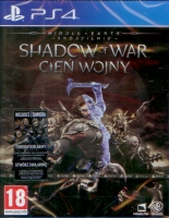 Middle-Earth: Shadow of War (PS4) použité