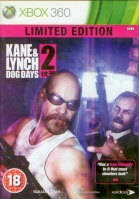 Kane&Lynch 2: Dog Days - Limited Edition (X360) použité