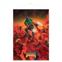 Doom - Retro - WallScroll