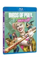 Birds of Prey (And the Fantabulous Emancipation of One Harley Quinn) (BD)