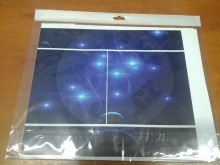 Vinyl cover (stickers) for console - Universe (PS3)