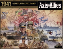 Axis and Allies - 1941 The World is at War!