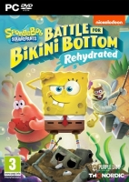 Spongebob SquarePants: Battle for Bikini Bottom - Rehydrated (PC)
