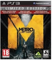 Metro: Last Light - Limited Edition (PS3)