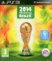 FIFA World Cup 2014 Brazil (PS3) použité