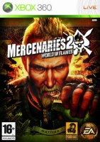 Mercenaries 2: World in Flames (X360) použité