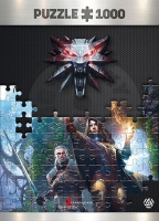 The Witcher: Yennefer Puzzle - 1000pcs