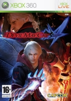 Devil May Cry 4 (X360) použité