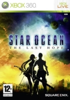 Star Ocean: The Last Hope (X360) použité