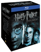 Harry Potter Collection Years 1-7, 11BD (BD)