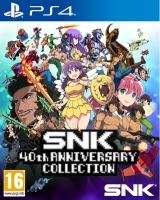 SNK 40th Anniversary Collection (PS4)