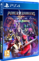 Power Rangers: Battle for the Grid Super Edition  (PS4)