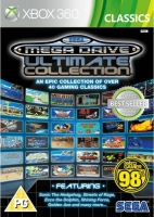 Sega Mega Drive Ultimate Collection (X360) použité