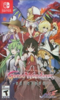 Touhou Genso Wanderer Reloaded (Switch)