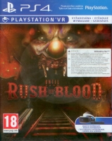 Until Dawn Rush of Blood (PS4) použité