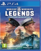 World of Warships: Legends Firepower Deluxe Edition (PS4)